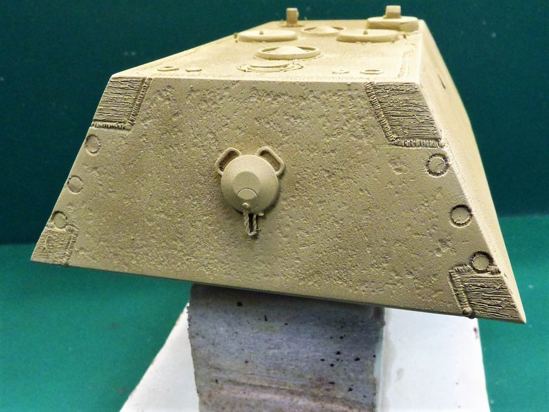 Panzer VIII MAUS type 205  CYBER HOBBY 1/35 ème - Page 7 200303081335449781