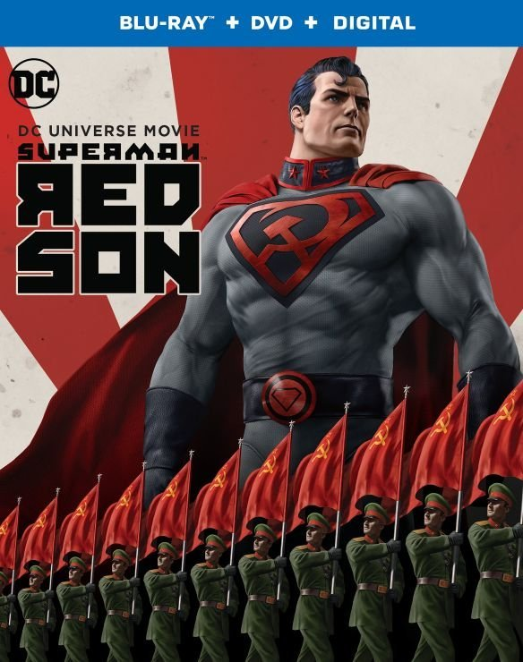Superman: Red Son (2020) poster image