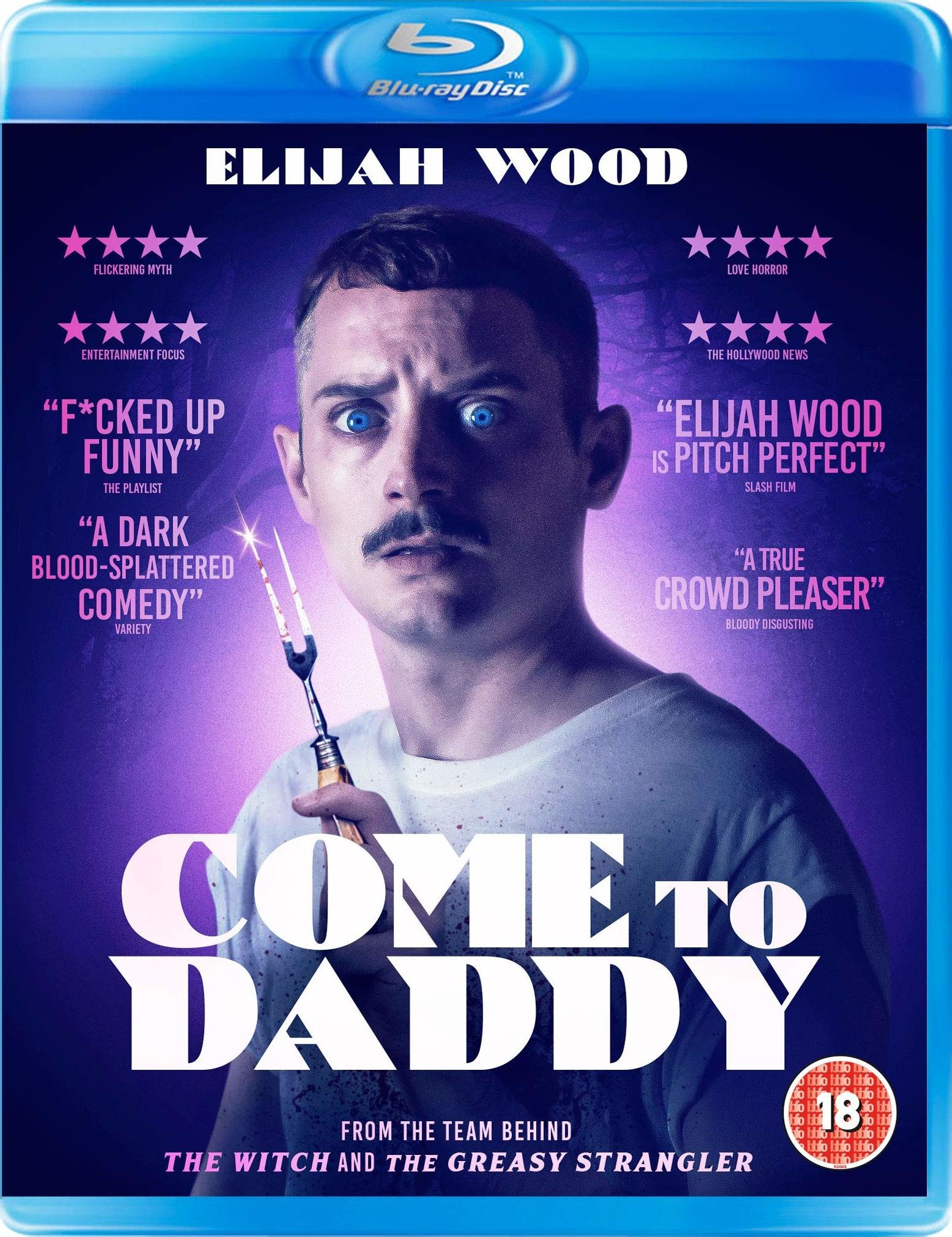 Come to Daddy (2019) poster image
