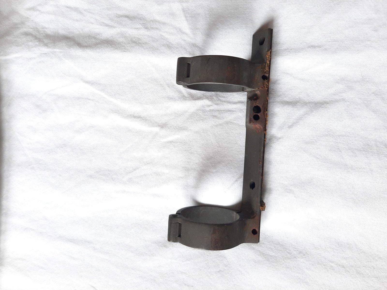 Montage de lunette à collier. 20030603345382436