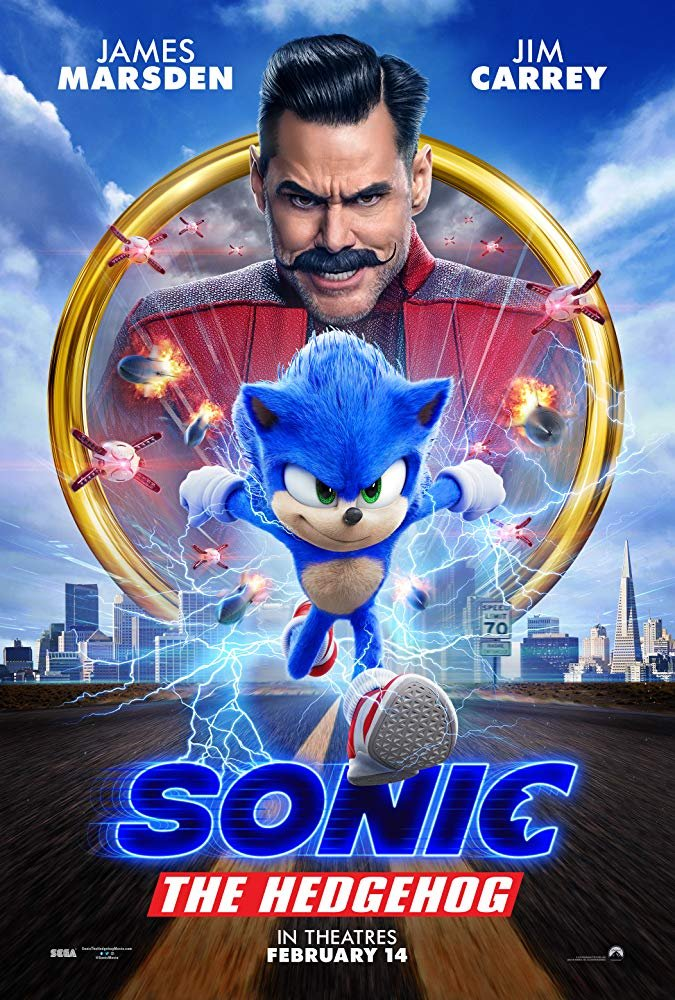 Sonic the Hedgehog (2020) poster image
