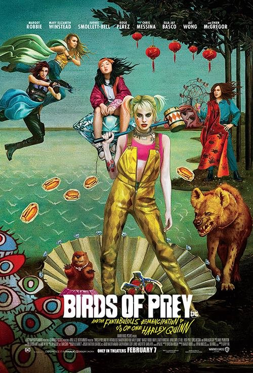 Birds of Prey: And the Fantabulous Emancipation of One Harley Quinn (2020) poster image