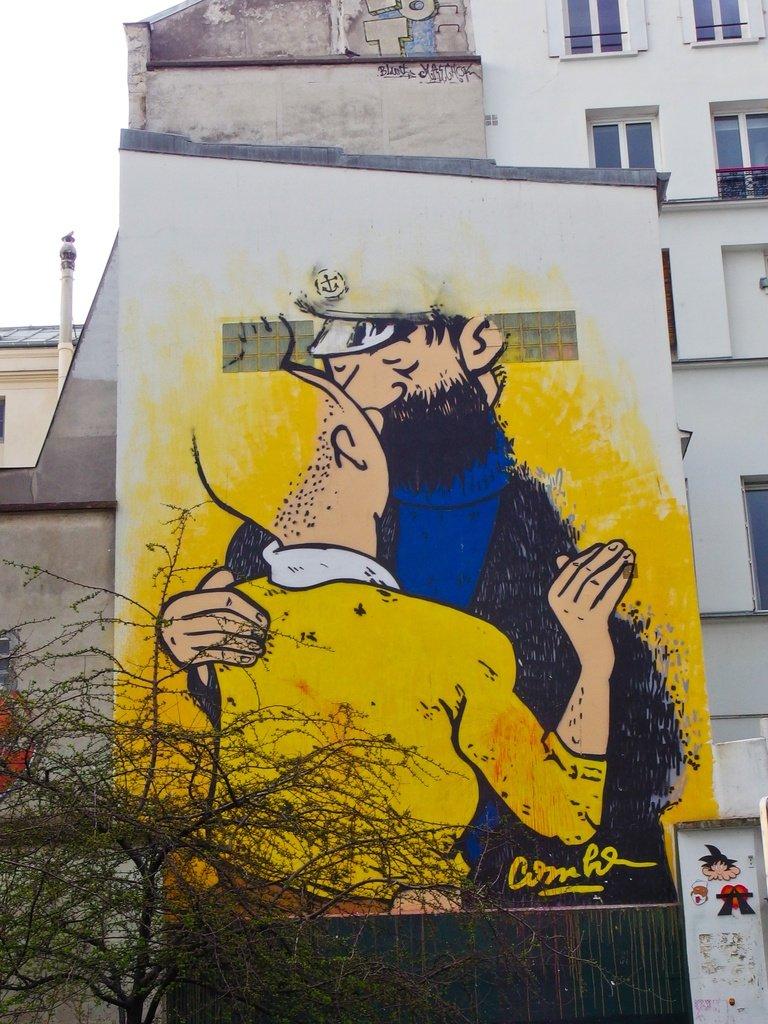 Peintures / Fresques / Tags & art de rue - Page 42 200308104616517447