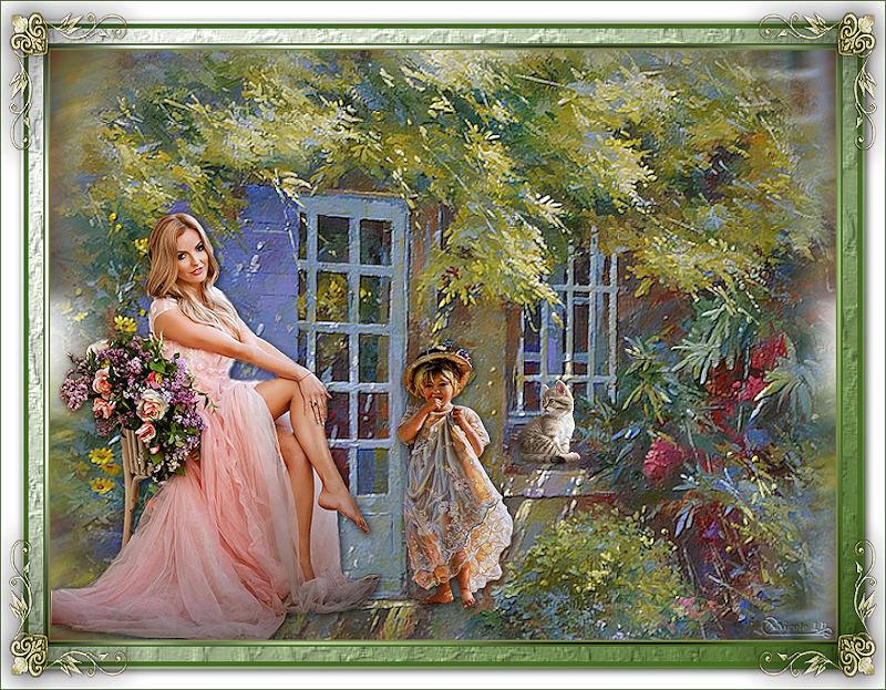 Graphisme  Les Anges de Nadège - Portail 20030907223247345