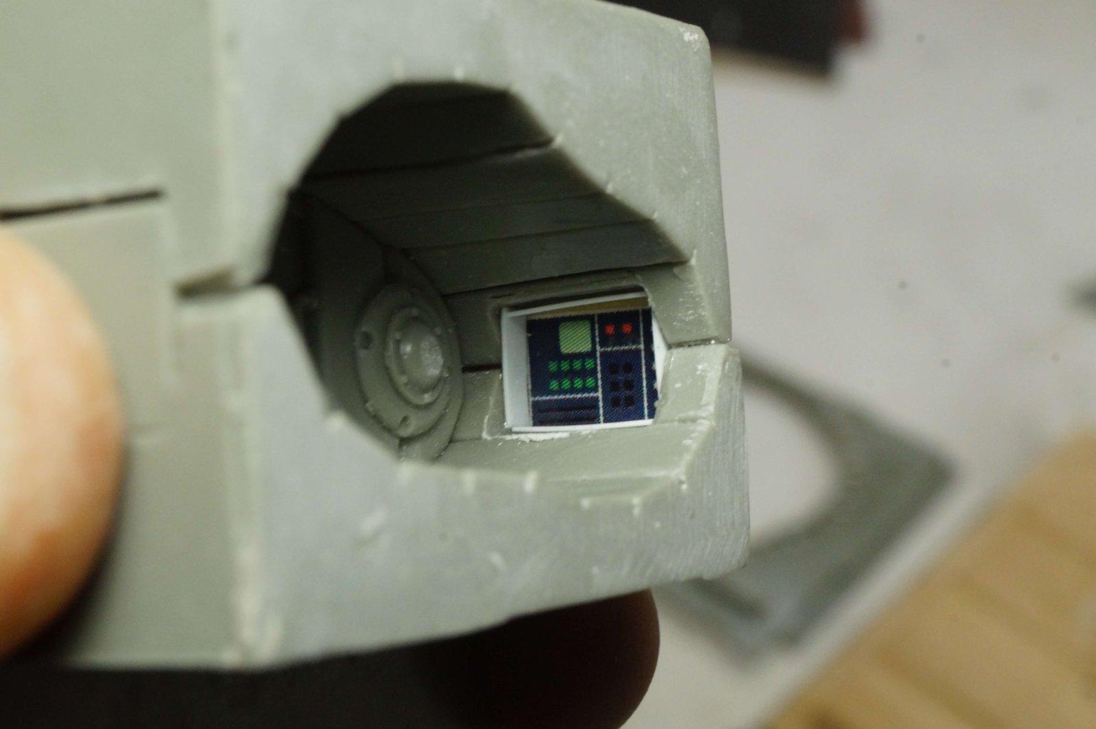 Faucon Millenium Altaya - phase 2 200310063637565888
