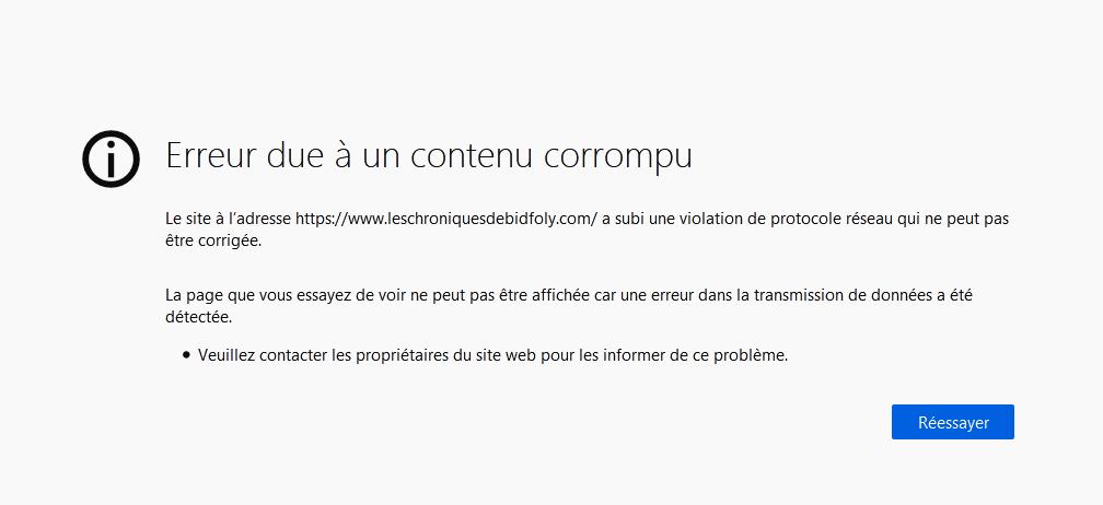 Forum inaccessible a cause du certificat SSL invalide ! 200310104740543562