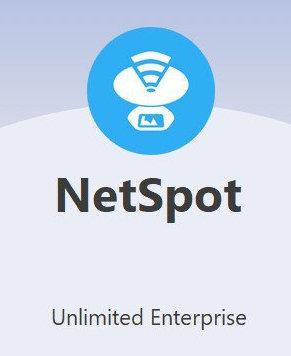 Poster for NetSpot Unlimited Enterprise