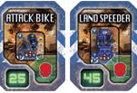 attack bike land speeder