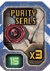 purity seals