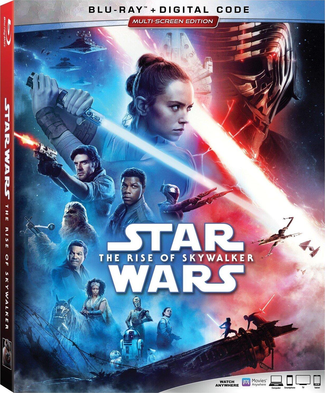 Star Wars: Episode IX - The Rise of Skywalker aka Star Wars: The Rise Of Skywalker (2019) poster image