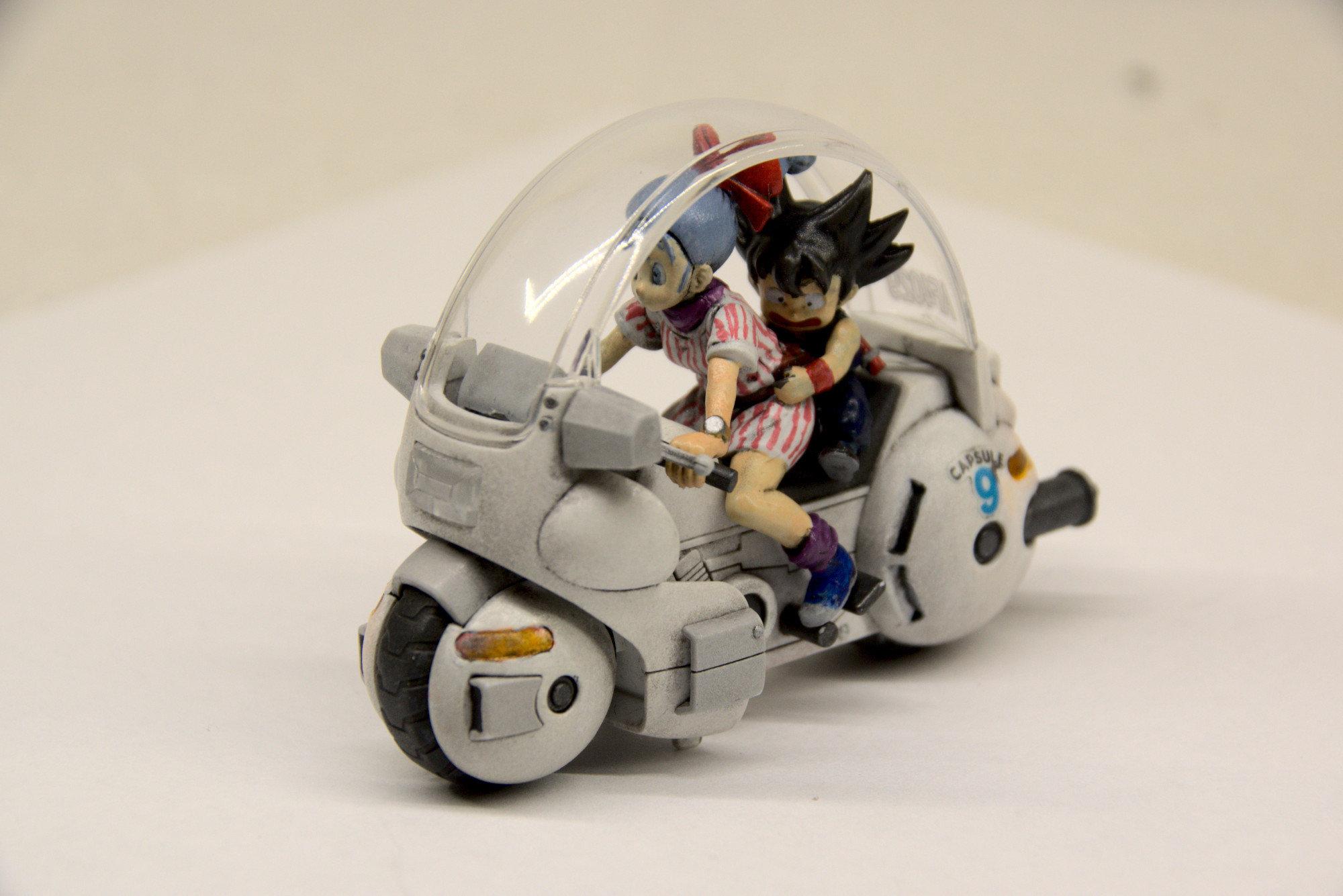 Moto Dragon Ball / Bandai par Jayce 20031501021622877