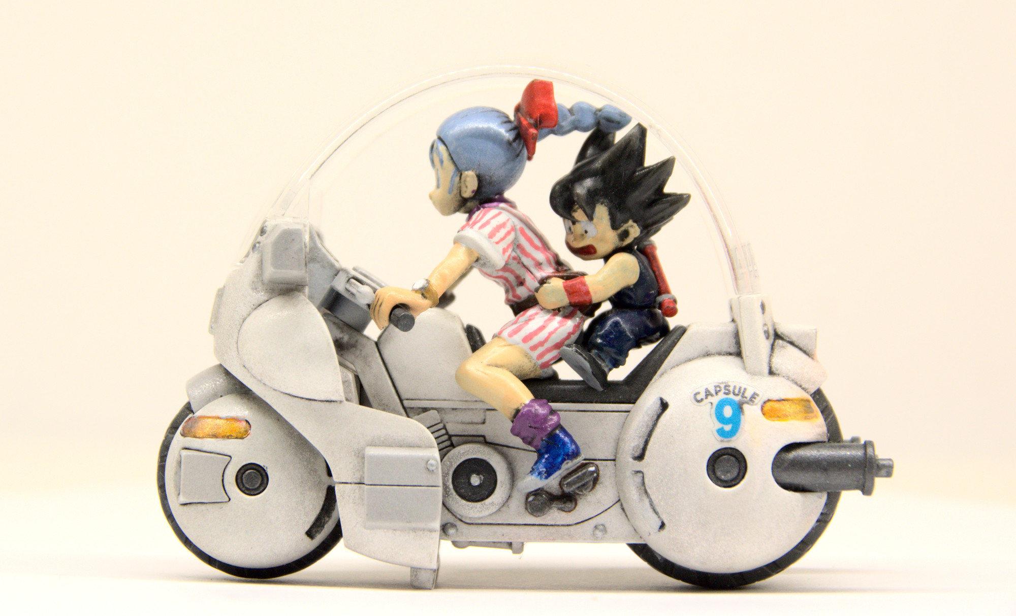 Moto Dragon Ball / Bandai par Jayce 200315010239480705