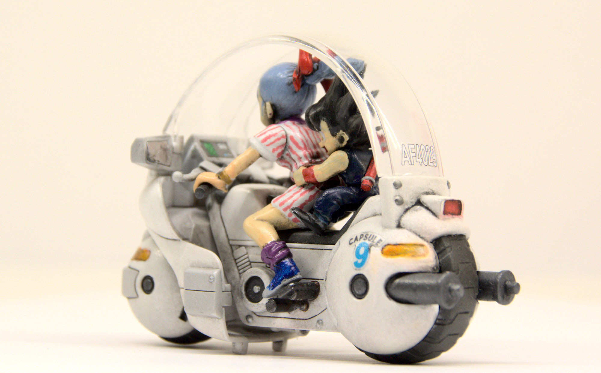 Moto Dragon Ball / Bandai par Jayce 200315010305407952