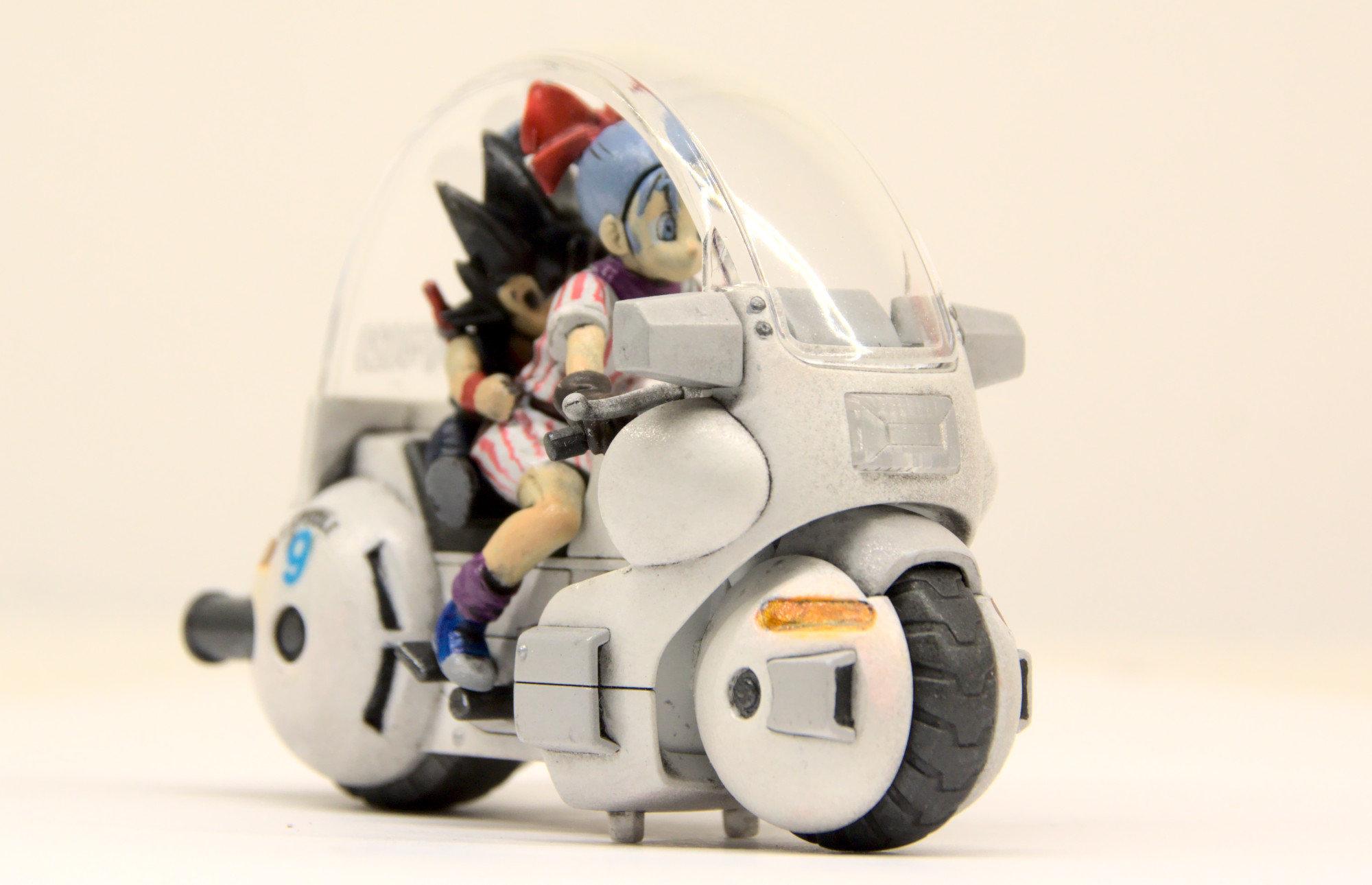 Moto Dragon Ball / Bandai par Jayce 200315010341611723