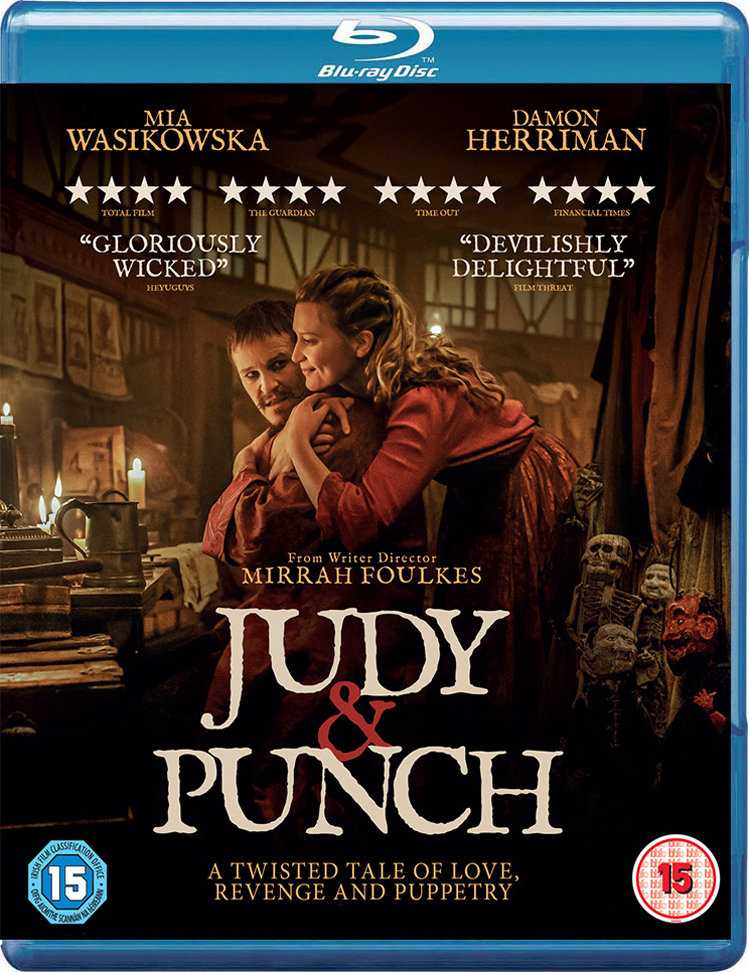 Judy & Punch (2019) poster image