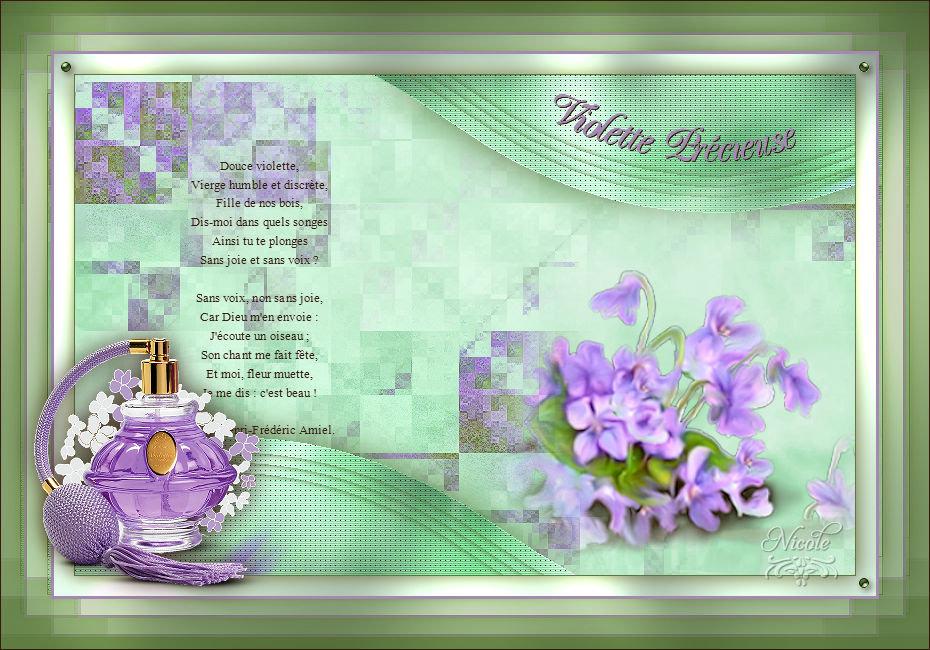 Violette Précieuse(Psp) 200316100400325169
