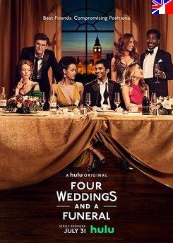 Quatre mariages et un enterrement - Saison 1