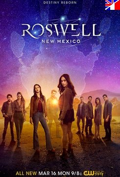 Roswell New Mexico - Saison 2