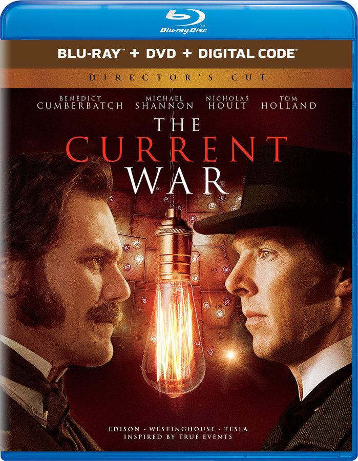 The Current War aka The Current War Directors Cut (2017) poster image