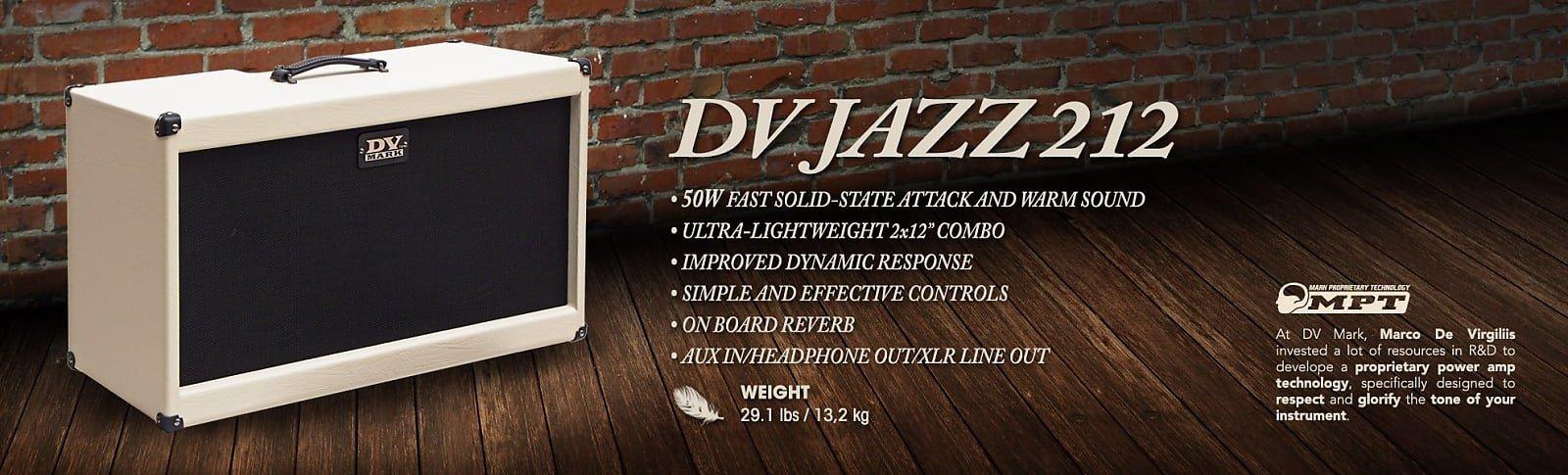 Ampli DV Mark Jazz  : une merveille 200319043426474736