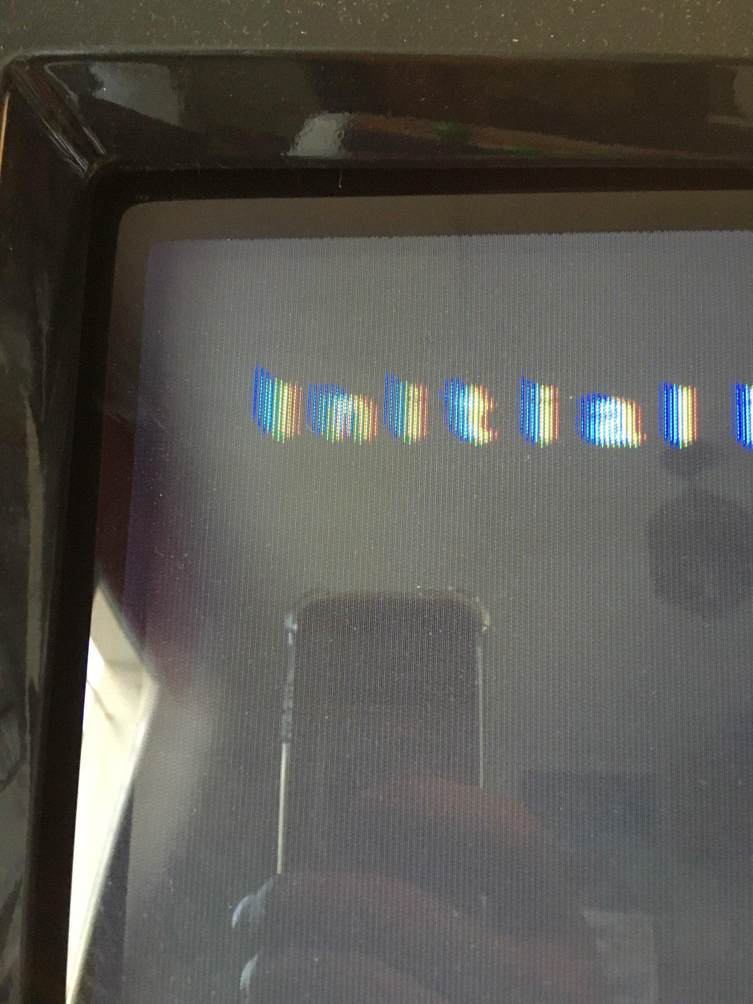 Problème SEGA Blast City: écran jaune perte de couleur bleue ------ résolu 200319072638649000