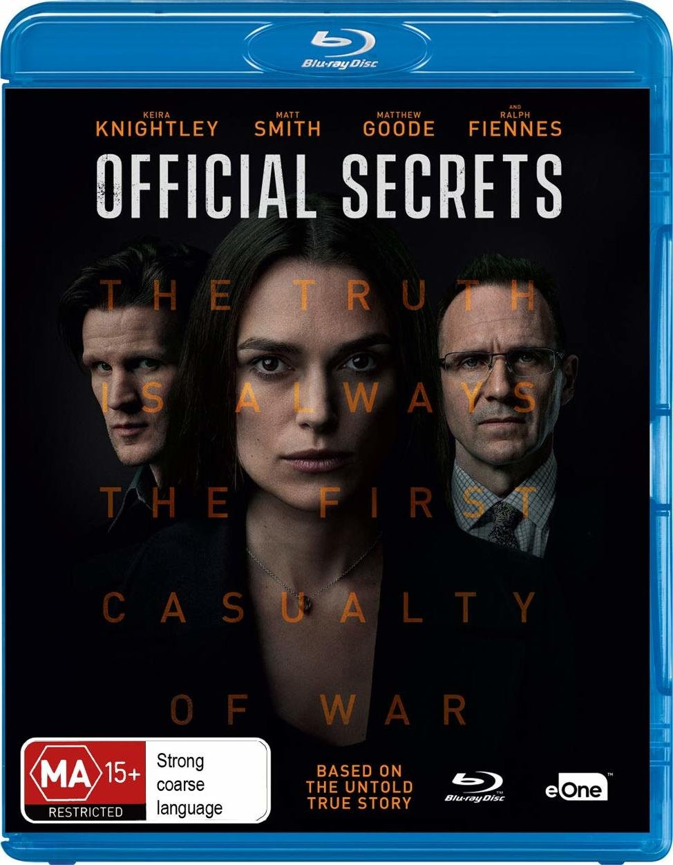 Official Secrets (2019) poster image