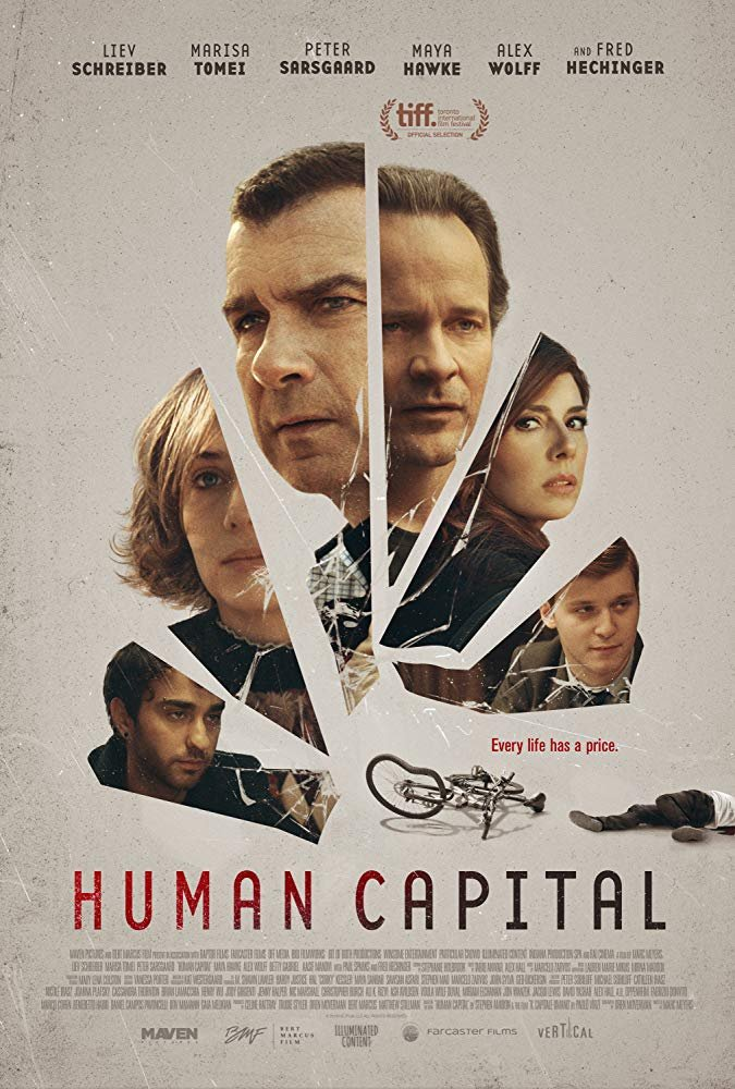 Human Capital (2020) poster image