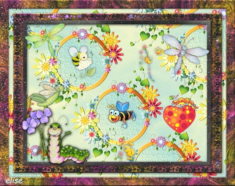 Les insectes   ( psp) 200321020359492288