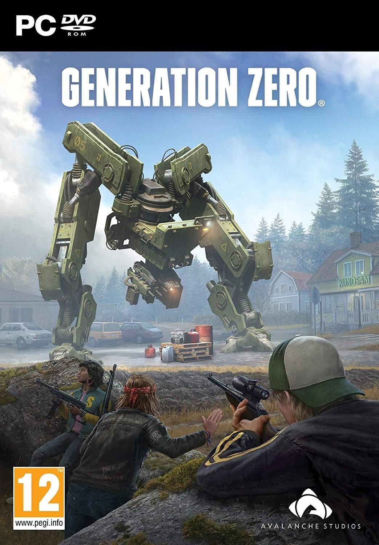 Poster for Generation Zero Anniversary