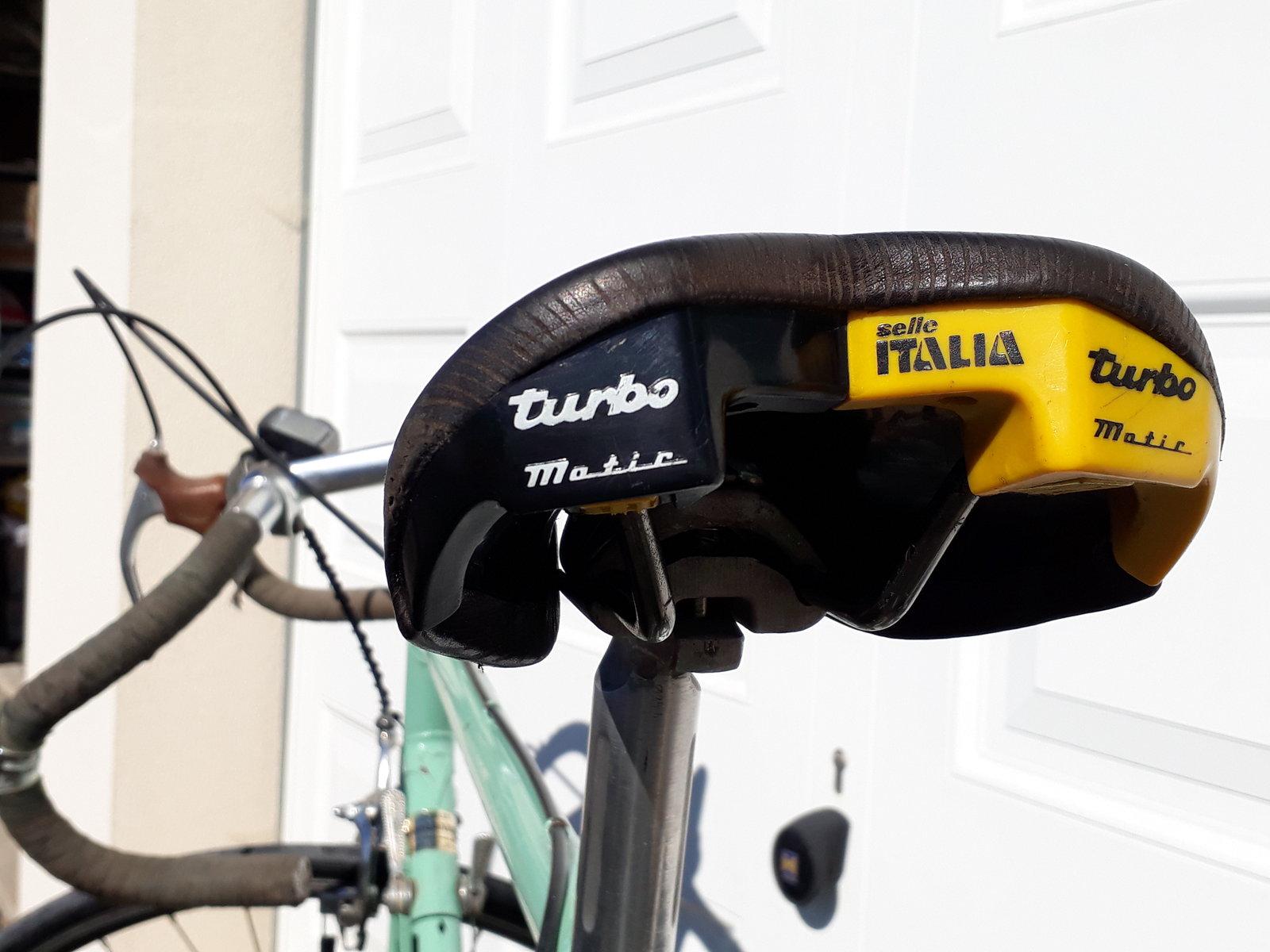 Bianchi Rekord 748, le vélo de famille.... MAJ Page 2 - Page 2 200324023331472902