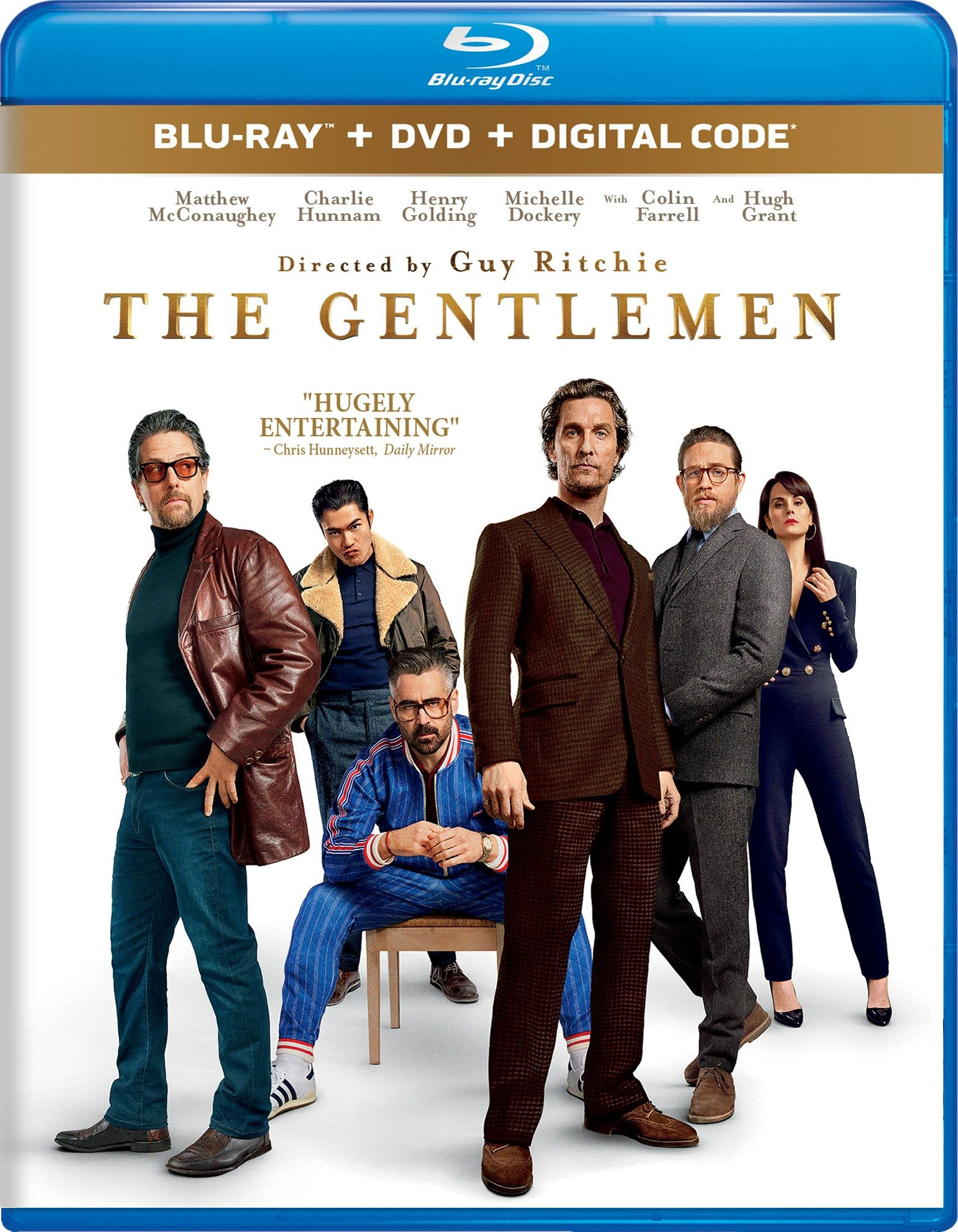 The Gentlemen (2020) poster image