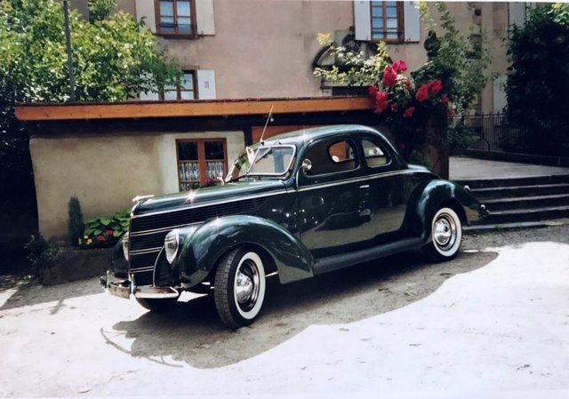 Matford V8-82 A 1938