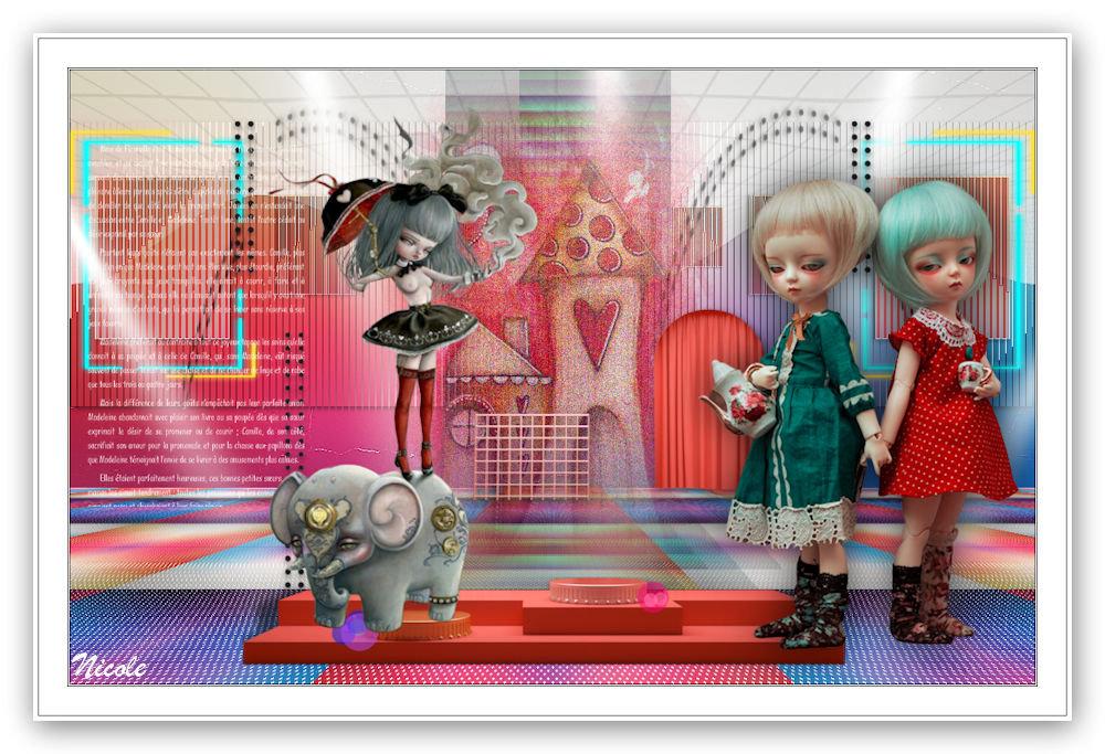 Les petites filles modèles (Psp) 200326114217826433