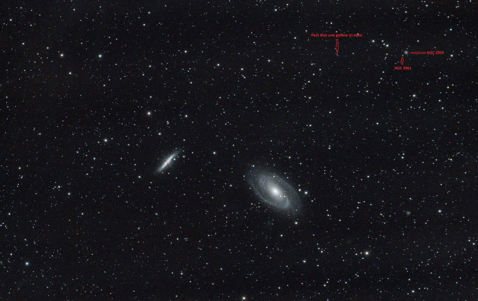 M81 & M 82 explication