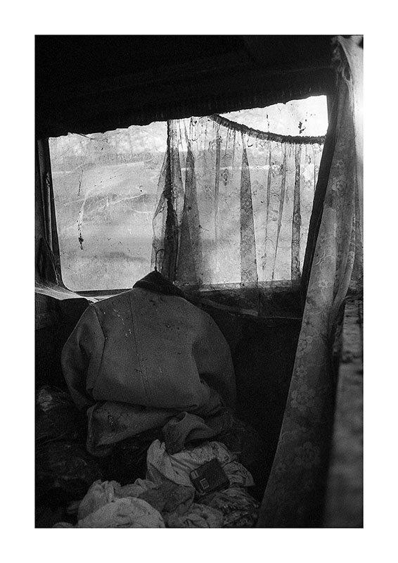scan Urbex caravane veste