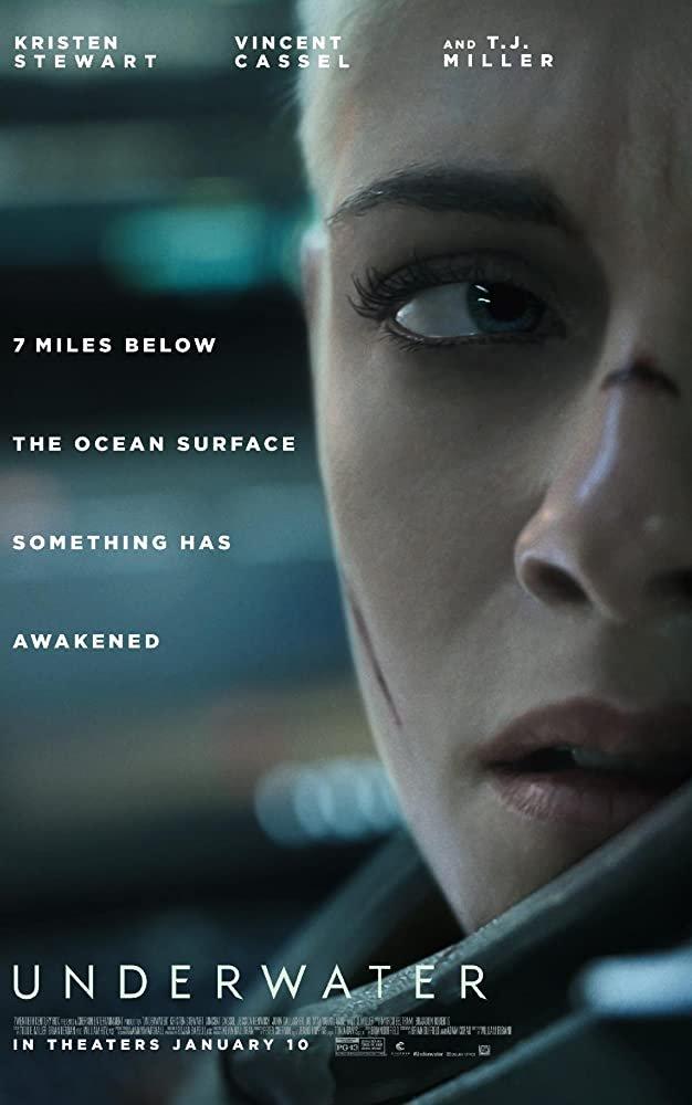 Underwater (2020) poster image