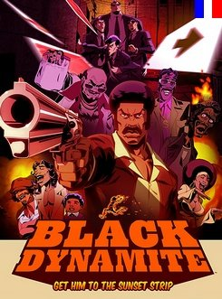 Black Dynamite: The Animated Series - Saison 1