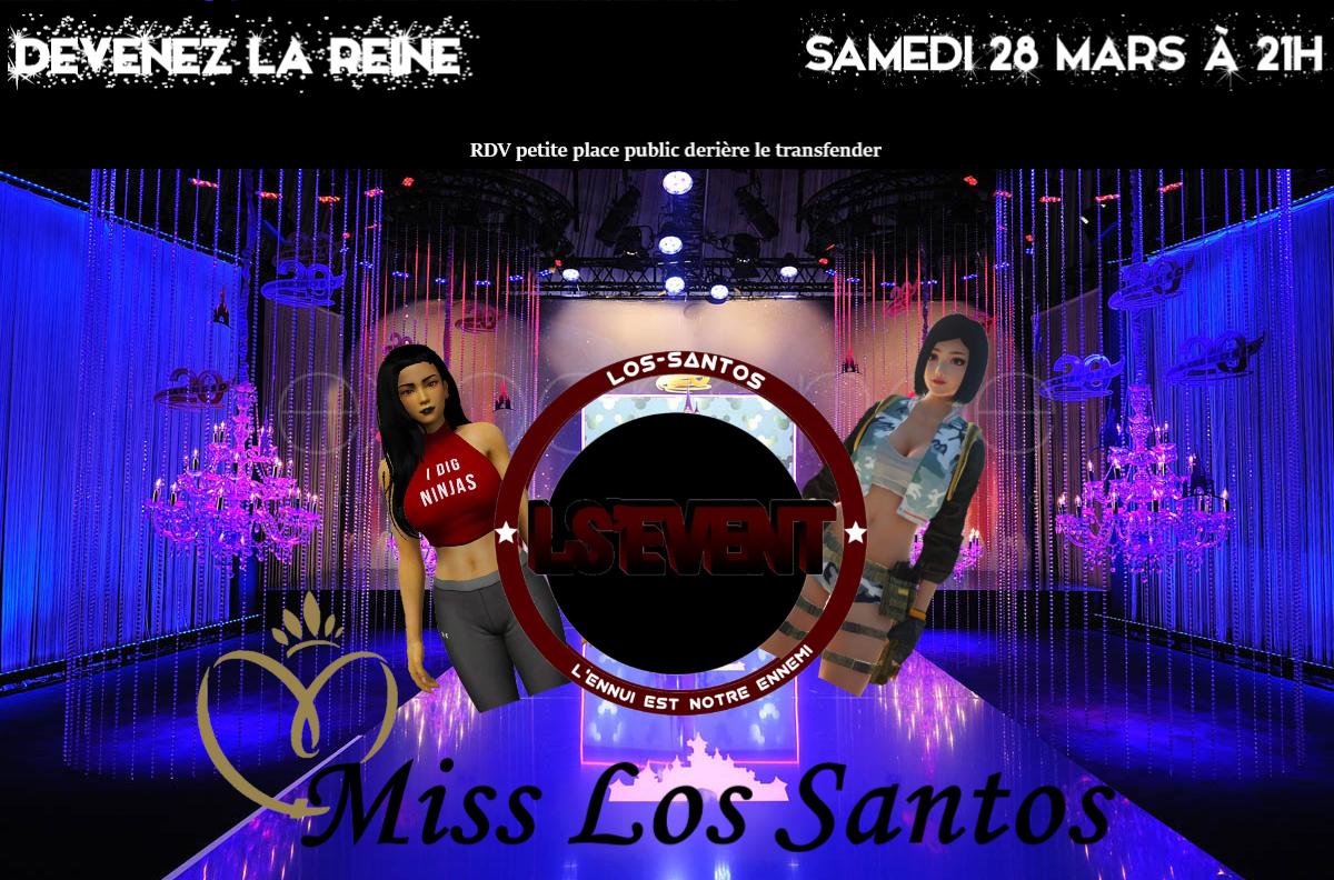 (EVENT IC) Miss Los Santos 200327095156955359