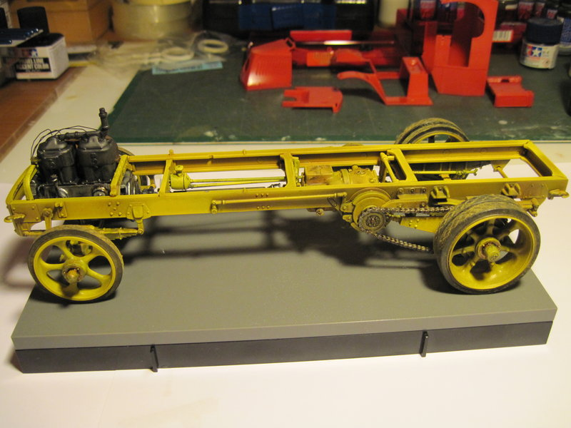 MACK bulldog 1926 Monogram 1/24 200328093937727358
