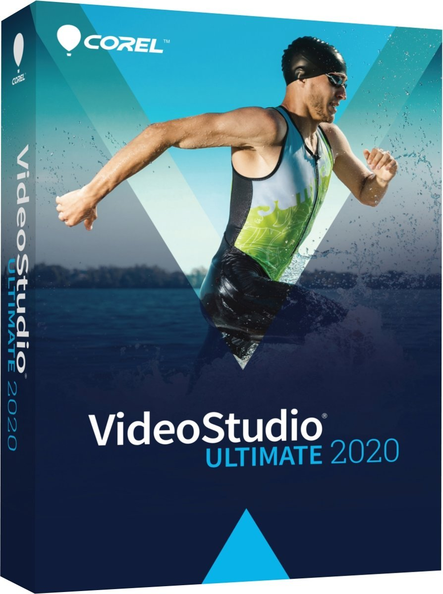 Poster for COREL VIDEOSTUDIO ULTIMATE 2020
