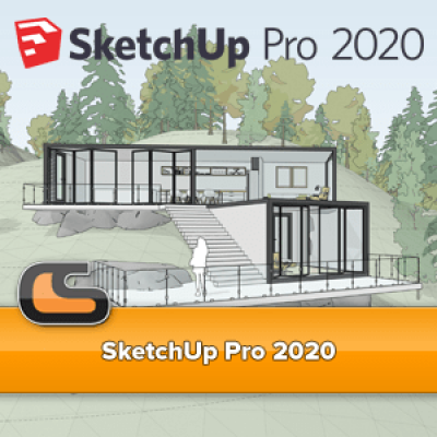Poster for Trimble SketchUp Pro