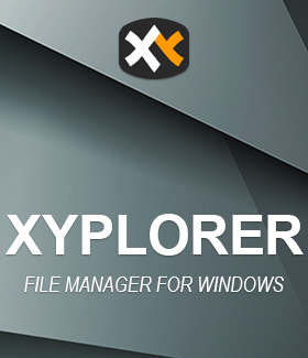 Poster for XYplorer