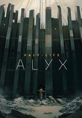 Poster for Half-Life: Alyx
