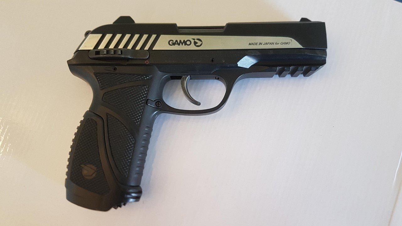 Gamo PT85 avec culasse polie 200330084627806141