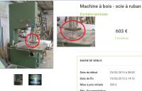 Modification guide lame sur petite scie a ruban égyptienne  Mini_200330085330798900