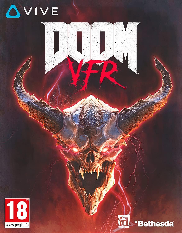 Poster for DOOM VFR