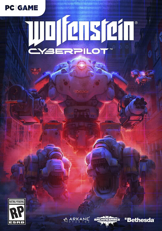 Poster for Wolfenstein: Cyberpilot