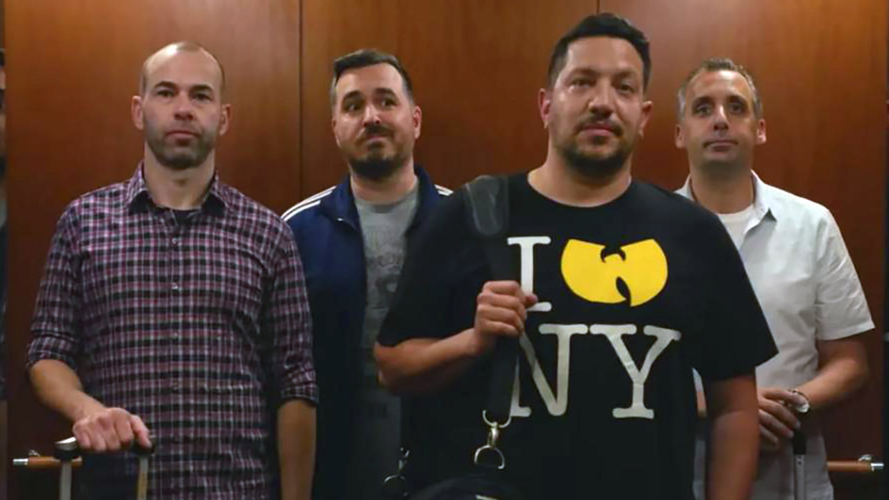 Impractical Jokers: The Movie image