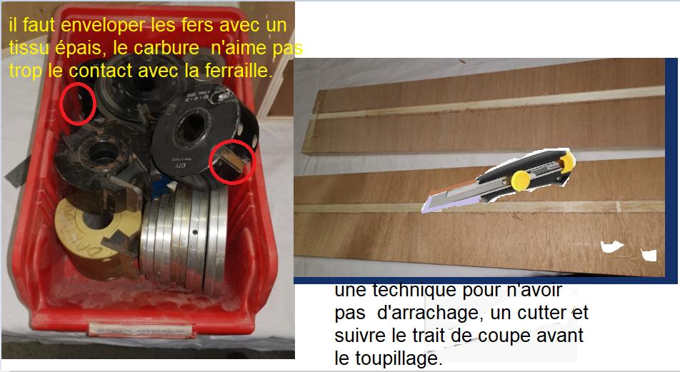 Fabrication de placards pour l'atelier méca / bois 200401091815905911