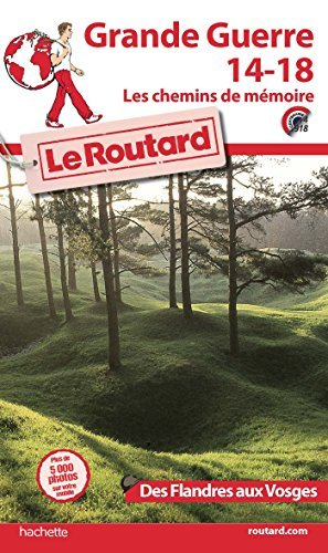 Guide du Routard 14-18